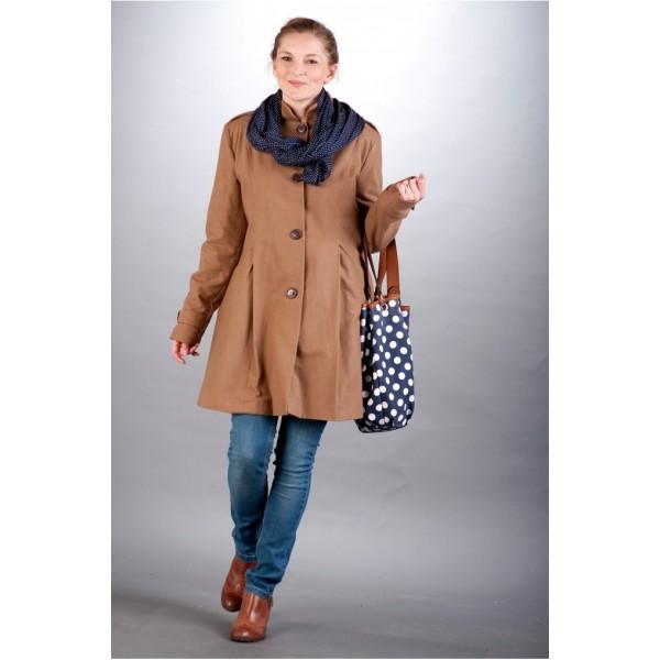 Tehotenský kabát BARCELONA XXL