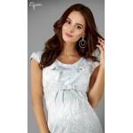 Elegantné tehotenské šaty JENNIFER 2142