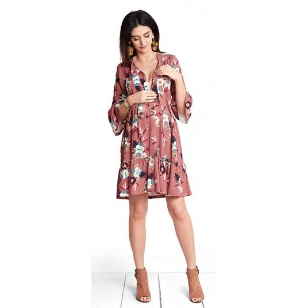 Tehotenské šaty Amber dress (d1077)