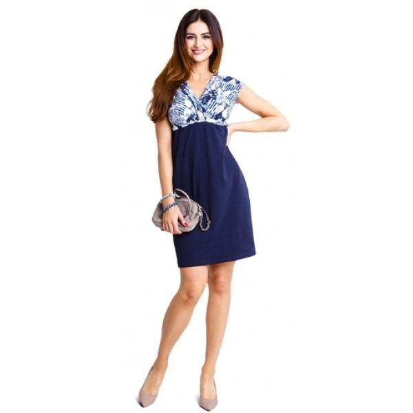 Tehotenské šaty Euphoria lace dress d933