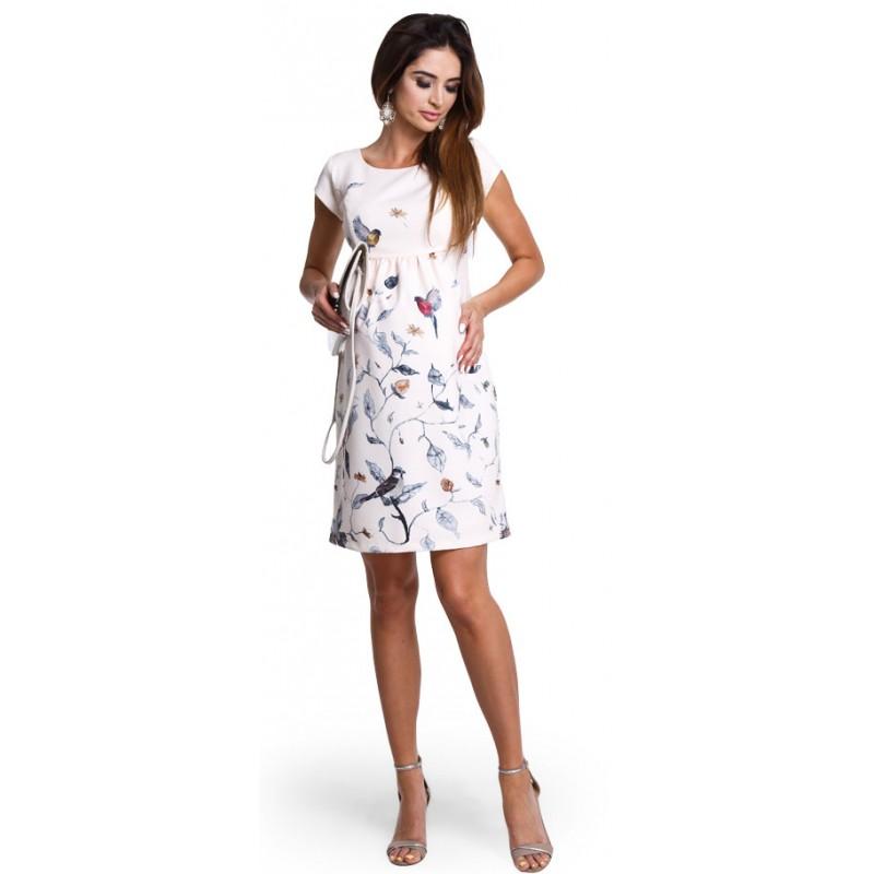 8c48648f7 Tehotenské šaty Birdie dress d825