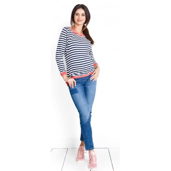 Tehotenská blúzka Contra blouse (b1249)