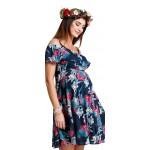 Tehotenské šaty Sevilla dress (d941)