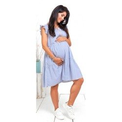 1d3d4a81c5c8 Tehotenské šaty Melba dress (d968)