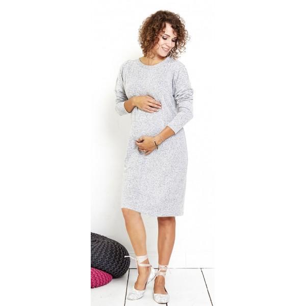 Tehotenské šaty Softwear dress (d982)