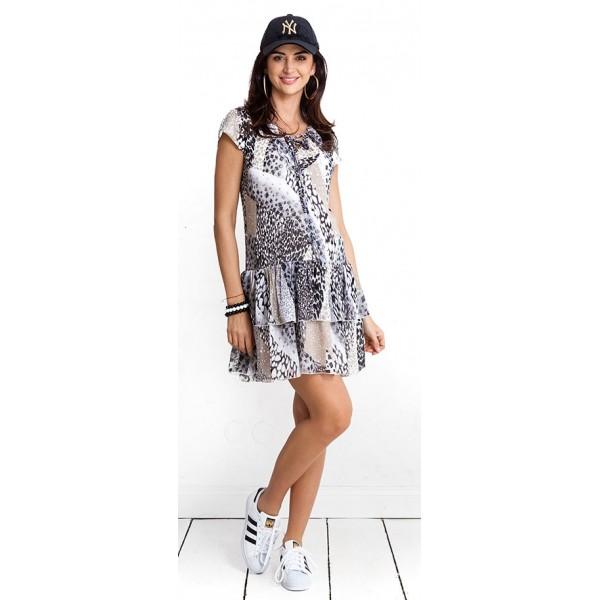 Tehotenské šaty Pamela dress (D997)