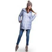 Zimné tehotenské bundy a kabáty
