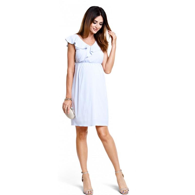 957326f2aff9 Tehotenské šaty Mystic grey dress d896