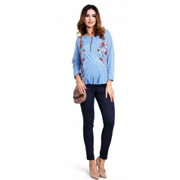 Tehotenská košeľa Laila shirt b1183