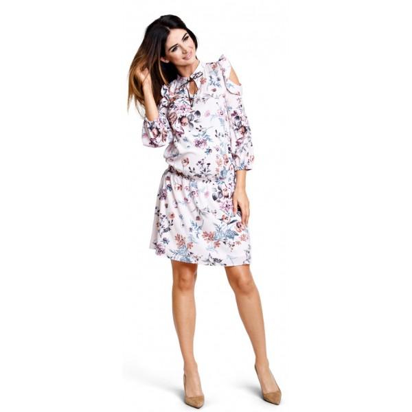 Tehotenské šaty Potpourri dress d911