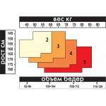 Tehotenské pančušky 40DEN s vysokým klínom ČIERNA