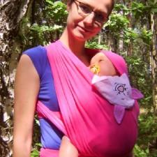 5 základných spôsobov ako uviazať babyšatku